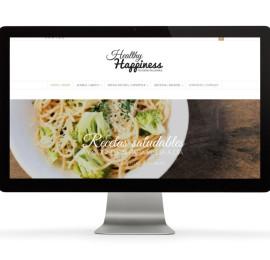 Healthy Happiness / Felicidad Saludable